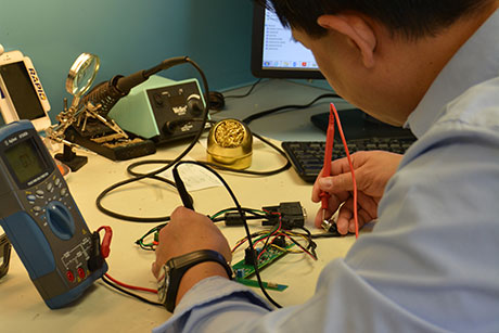 RMPTech Test and Programing