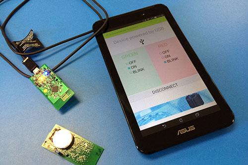 RPMTech Software Custom Hardware Controlling App