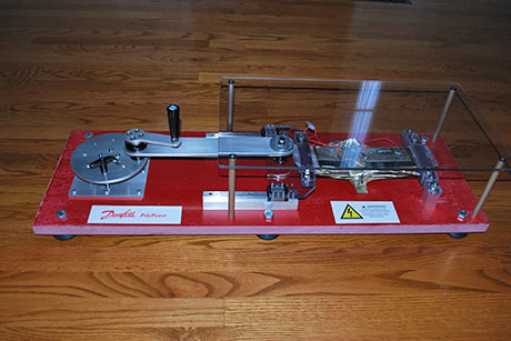 RPMTech Electro Active Polymer Test Bench