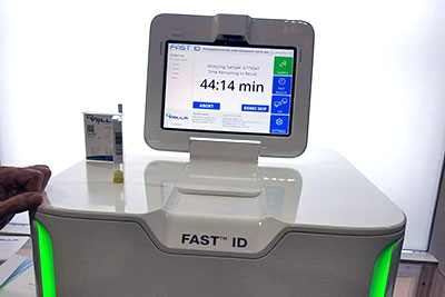 RPMTech - Qvella Medical Instrument Main