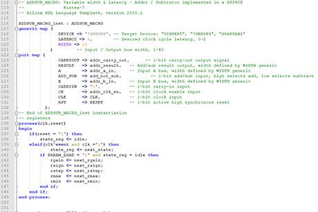 RPMTech Software VHDL Development