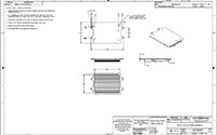 RPMTech - WolfPak Dogvest Drawing 3