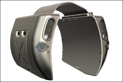 RPMTech - WolfPak - Dog Vest Concept