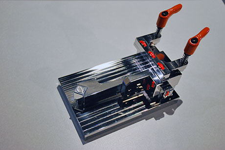RPMTech Manufacturing Engineering Custom Fixture