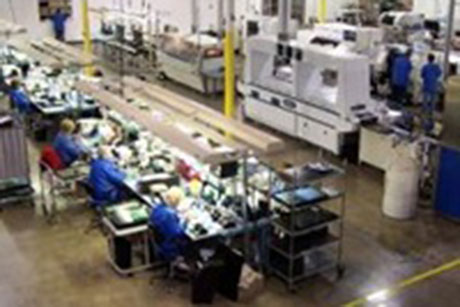 RPMTech Manufacturing Transition Product at Contract Manufacturer